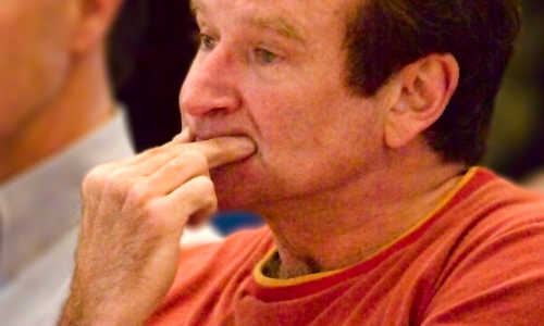 Robin Williams Teaches Us